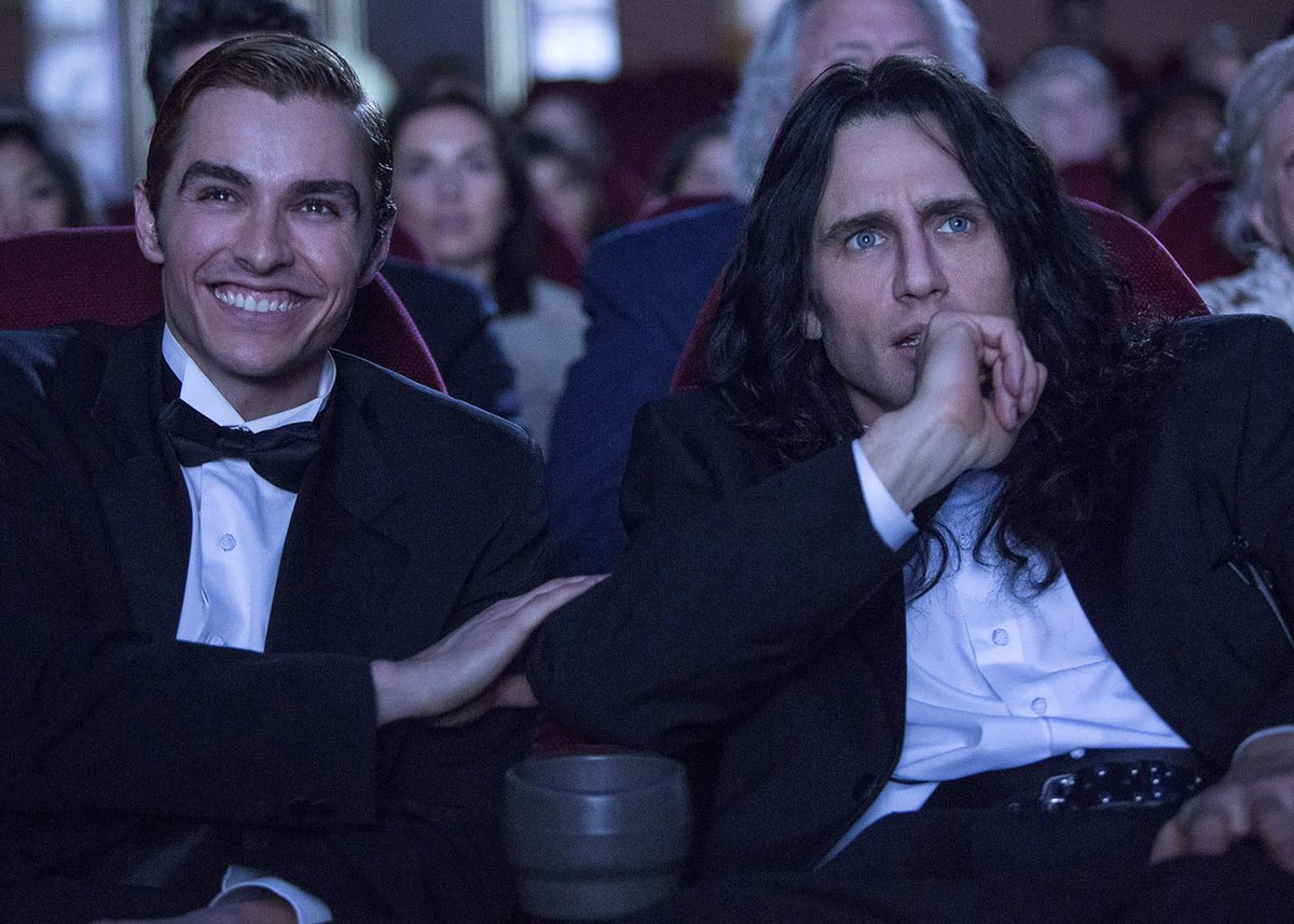 James Franco é Tommy Wiseau em The Room — The Disaster Artist