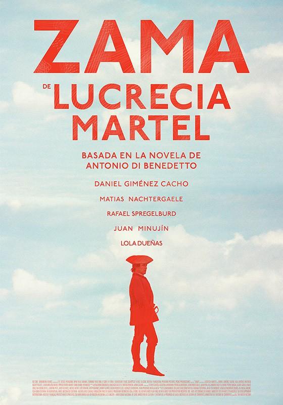 Festival de cartazes (+clipes!) de ZAMA, da diretora Lucrecia ...