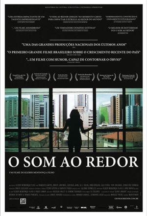 Poster: O Som ao Redor