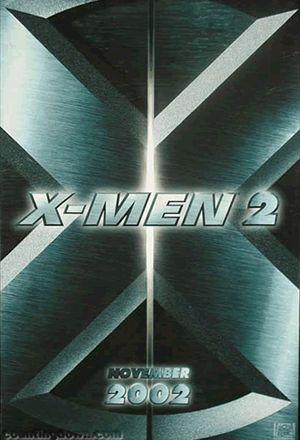 Poster: X-Men 2