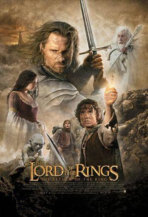 Poster: O Senhor dos Anéis: O Retorno do Rei