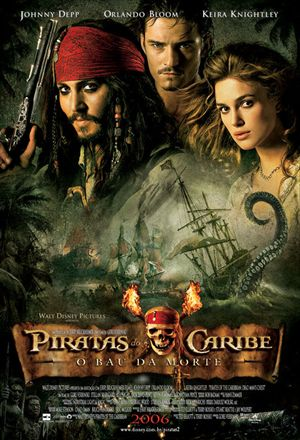 Poster: Piratas do Caribe - O Baú da Morte