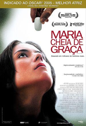 Poster: Maria Cheia de Graça