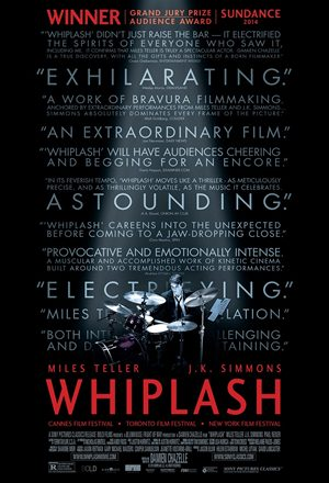 Poster: Whiplash: Em Busca da Perfeição