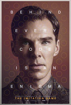 Poster: O Jogo da Imitação