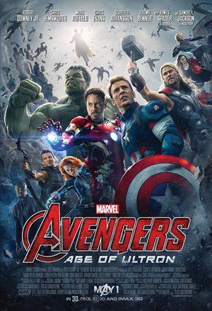 Poster: Vingadores: Era de Ultron