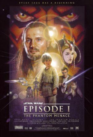 Poster: Star Wars: Episódio I - A Ameaça Fantasma