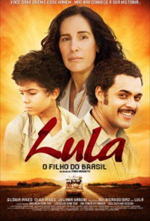 Poster: Lula, o Filho do Brasil