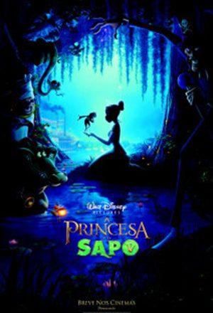 Poster: A Princesa e o Sapo