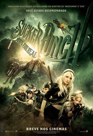 Poster: Sucker Punch - Mundo Surreal