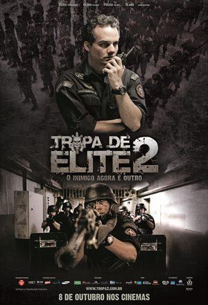 Poster: Tropa de Elite 2