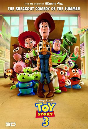 Poster: Toy Story 3
