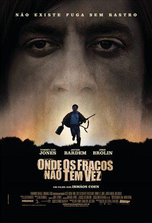 Poster: Onde os Fracos Não Têm Vez