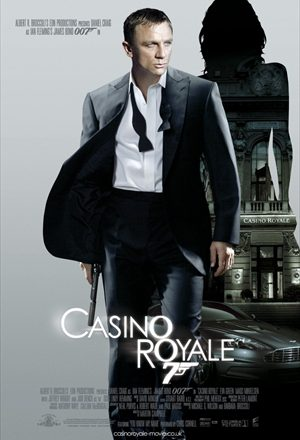 Poster: 007 - Cassino Royale