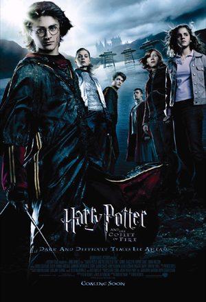 Poster: Harry Potter e o Cálice de Fogo