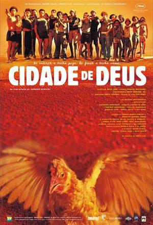 Poster: Cidade de Deus