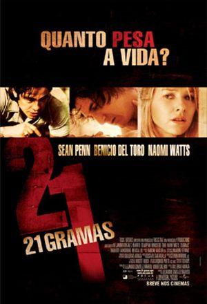 Poster: 21 Gramas