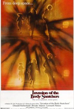 Poster: Os Invasores de Corpos