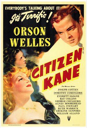 Poster: Cidadão Kane