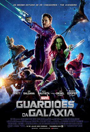 Poster: Guardiões da Galáxia