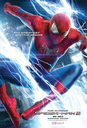 Poster: O Espetacular Homem-Aranha 2: A Ameaça de Electro