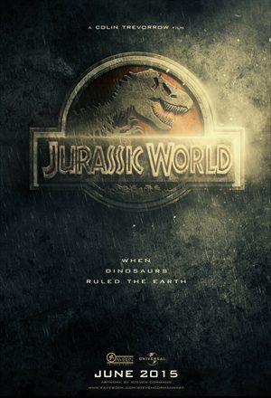 Poster: Jurassic World - O Mundo dos Dinossauros