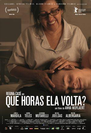 Poster: Que Horas Ela Volta?