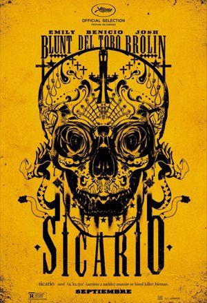 Poster: Sicario: Terra de Ninguém
