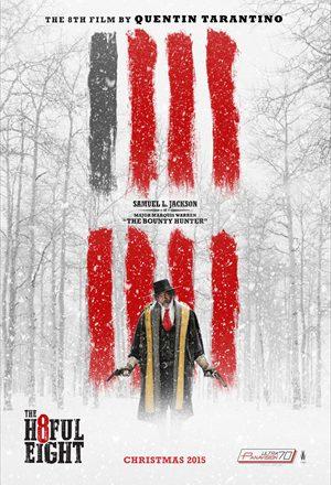Poster: Os Oito Odiados