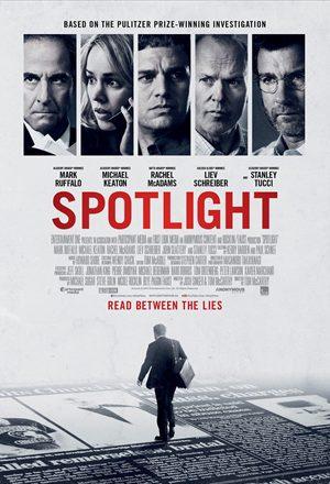 Poster: Spotlight - Segredos Revelados