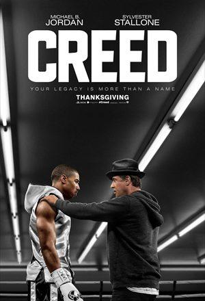 Poster: Creed: Nascido para Lutar