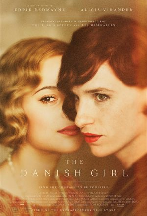 Poster: A Garota Dinamarquesa