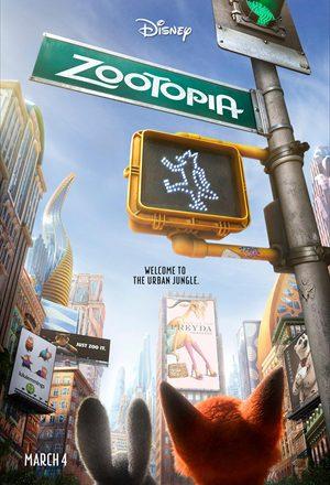 Poster: Zootopia: Essa Cidade é o Bicho