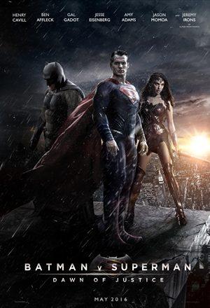 Poster: Batman vs Superman: A Origem da Justiça