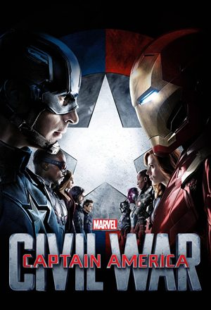 Poster: Capitão América: Guerra Civil