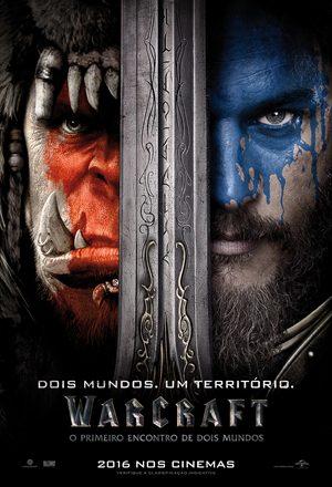 Poster: Warcraft - O Primeiro Encontro de Dois Mundos