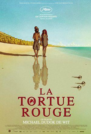 Poster: A Tartaruga Vermelha