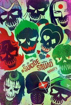 Poster: Esquadrão Suicida
