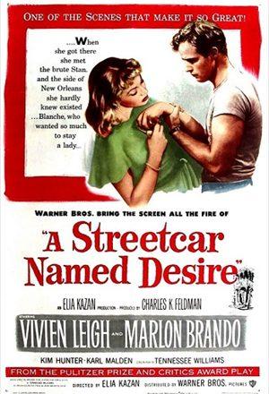 Poster: Uma Rua Chamada Pecado