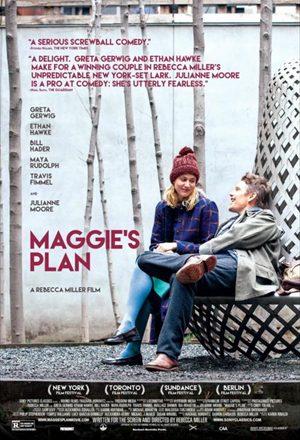 Poster: O Plano de Maggie