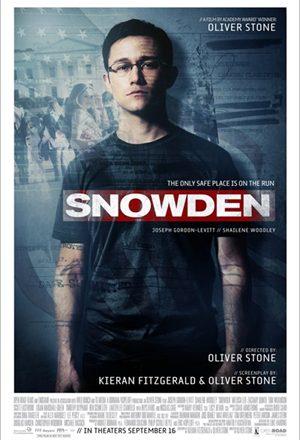 Poster: Snowden: Herói ou Traidor