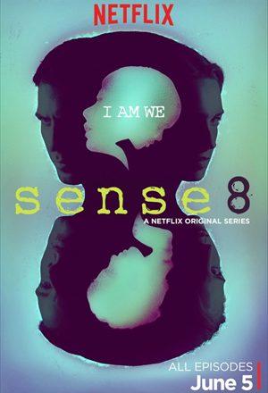 Poster: Sense8 - Primeira Temporada