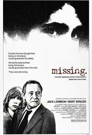Poster: Desaparecido - Um Grande Mistério