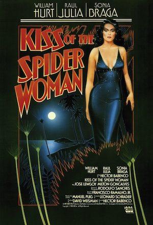 Poster: O Beijo da Mulher Aranha