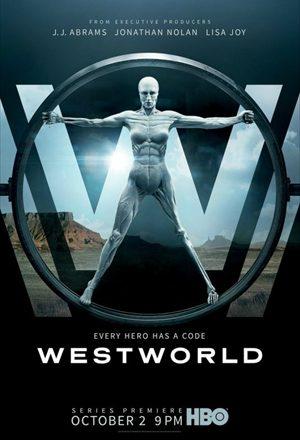 Poster: Westworld - Primeira Temporada