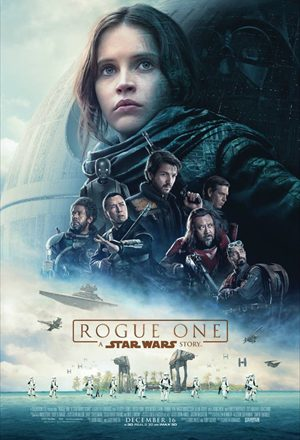 Poster: Rogue One: Uma História Star Wars
