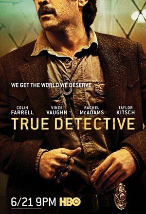 Poster: True Detective - Segunda Temporada