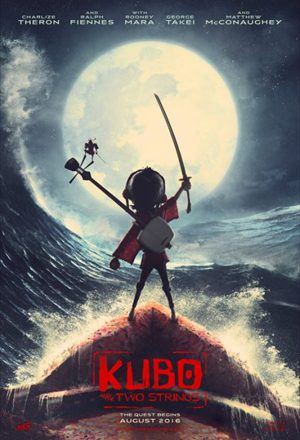 Poster: Kubo e as Cordas Mágicas