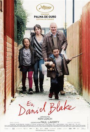 Poster: Eu, Daniel Blake