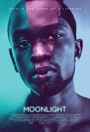 Poster: Moonlight: Sob a Luz do Luar